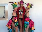 Salsa Latin Dncers