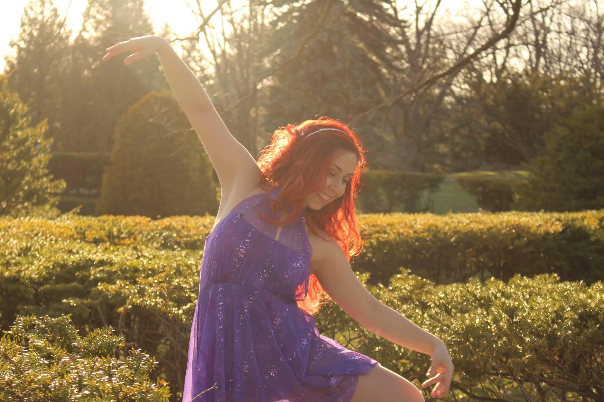 Elizabeth Bravo Dancer