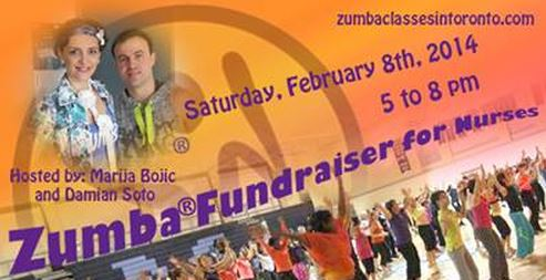 Zumba Fundraiser for Nurses