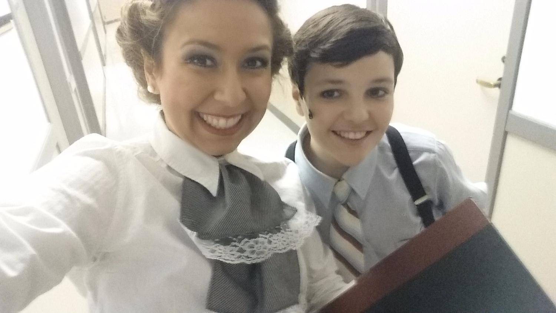 Elizabeth Bravo - Mary Poppins Cast
