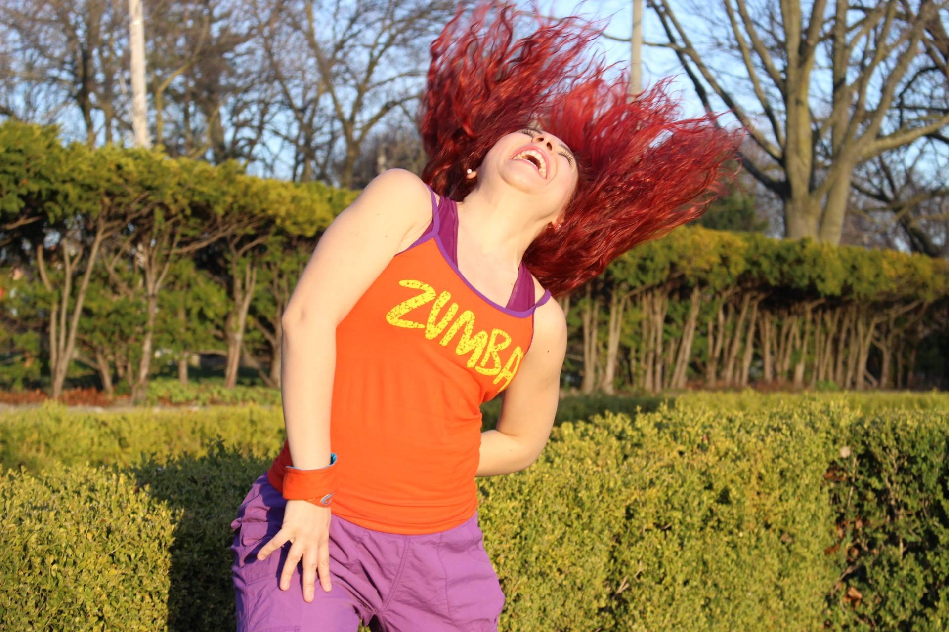 Zumba Dance Elizabeth Bravo