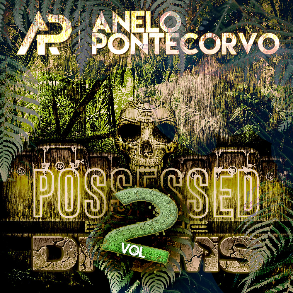 Anelo Pontecorvo Possessed By The Drums vol 2