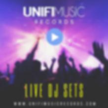UNIFI MUSIC LIVE DJ SETS