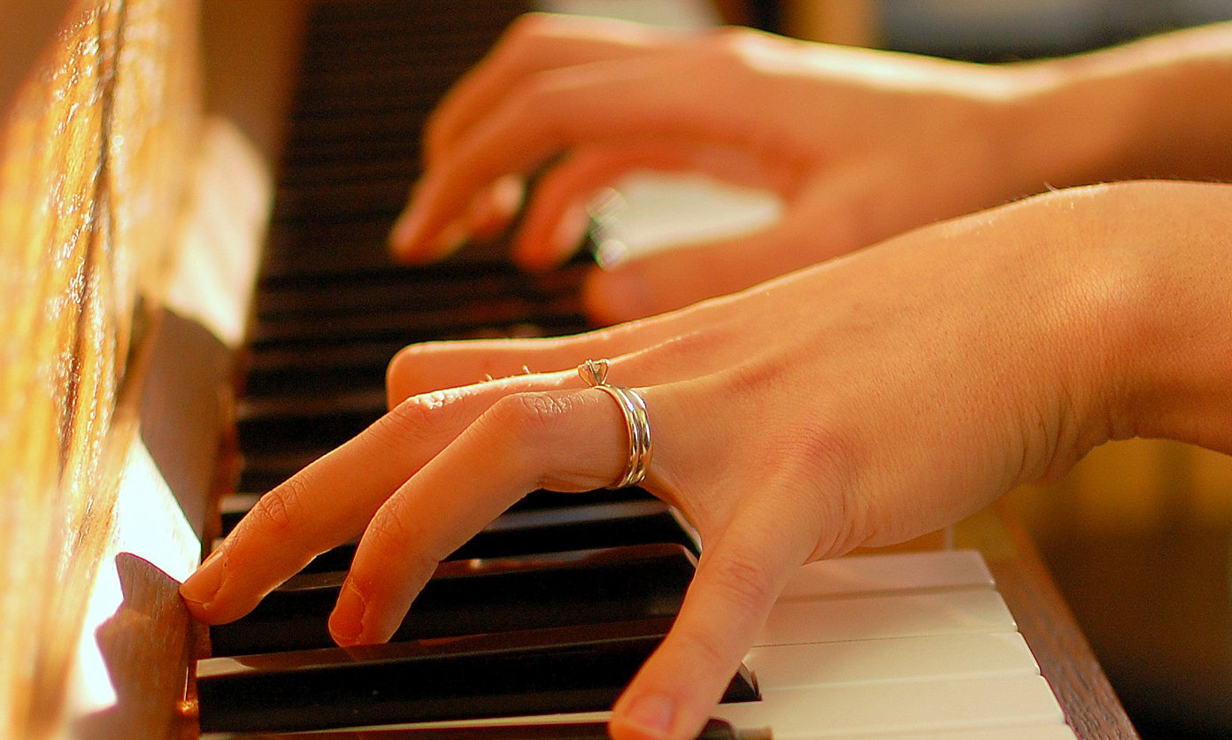 Piano lessons at my home studio