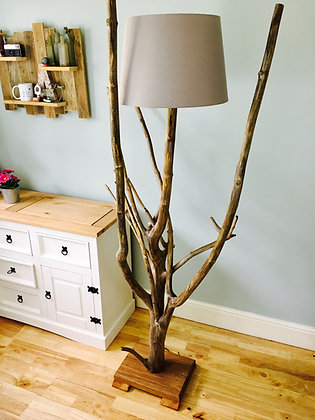 welsh-driftwood | Branch Floor Lamp