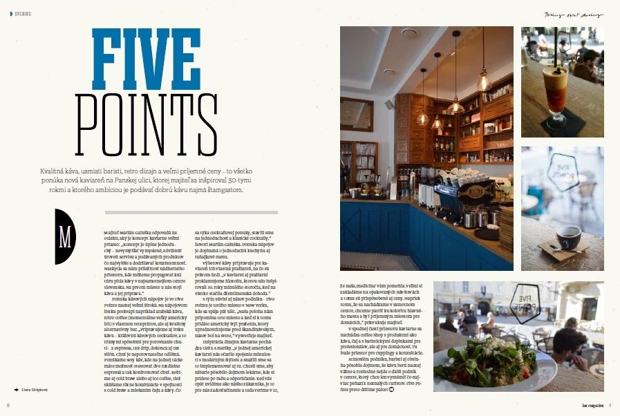 Bar Magazine 10/2016