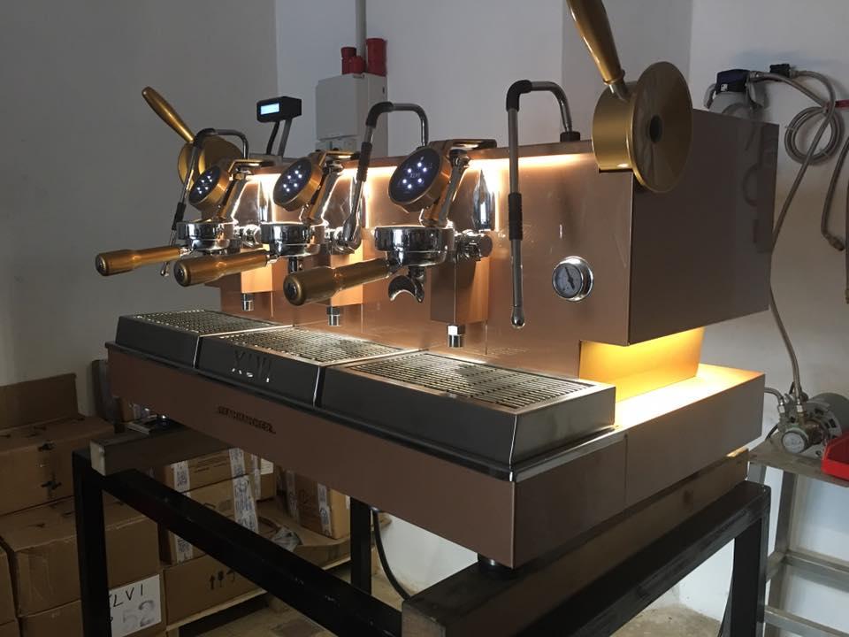 XLVI kavovar bronze
