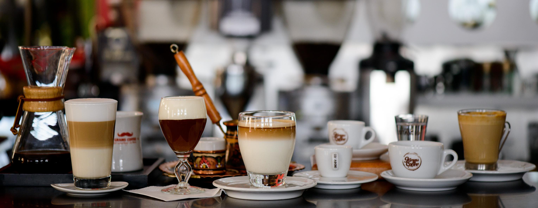 Kávové koktejly
