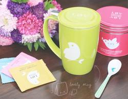 Lov Organic teas