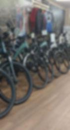 Buy a Sale Haibike Raleigh Wisper Lapierre Emu ebike from eCycle UK