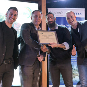 Facetrom won first place at the biggest FinTech association event in Israel