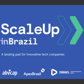 "Facetrom selected to the ""ScaleUp Brazil"" program by the Israeli & Brazilian partnership"