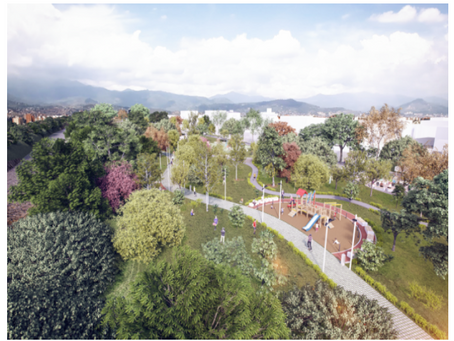 Colombia TOD NAMA Pilot Projects Primed for Implementation