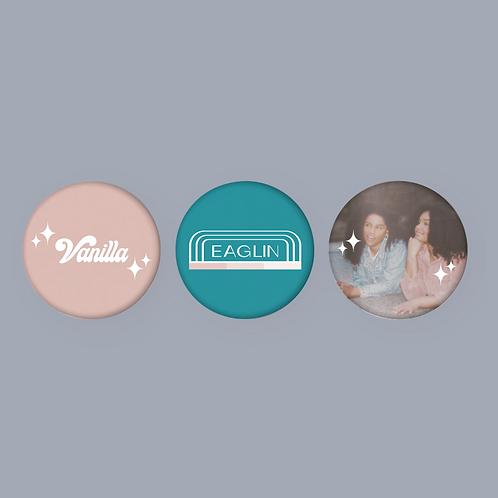 Eaglin Button Pack
