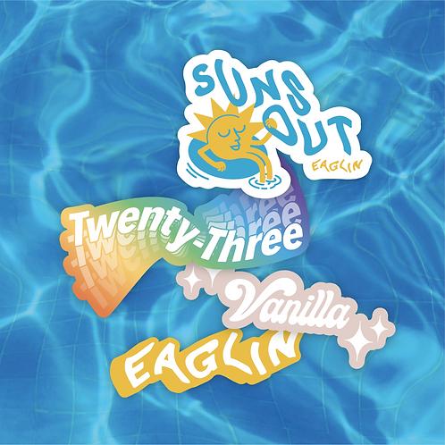 Eaglin EP Sticker Pack