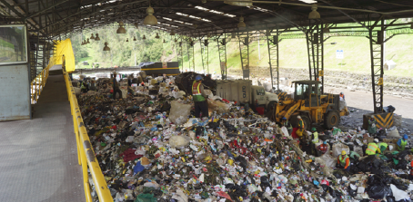 Advancing Sustainable Waste Management Projects in Ecuador and Chile
