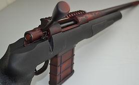 Bushmaster Howa GRS Cerakote