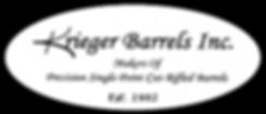 DC Precision Sells Krieger Match Grade Barrels