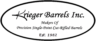 DC Precision Sells Krieger Match Grade Barrels