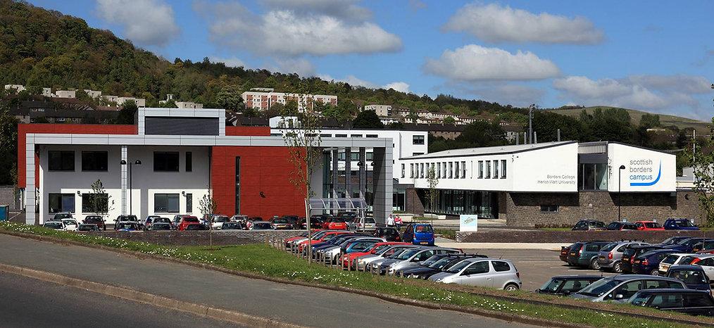 RE Borders College