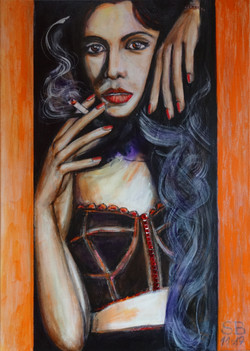 Her Last Cigarette