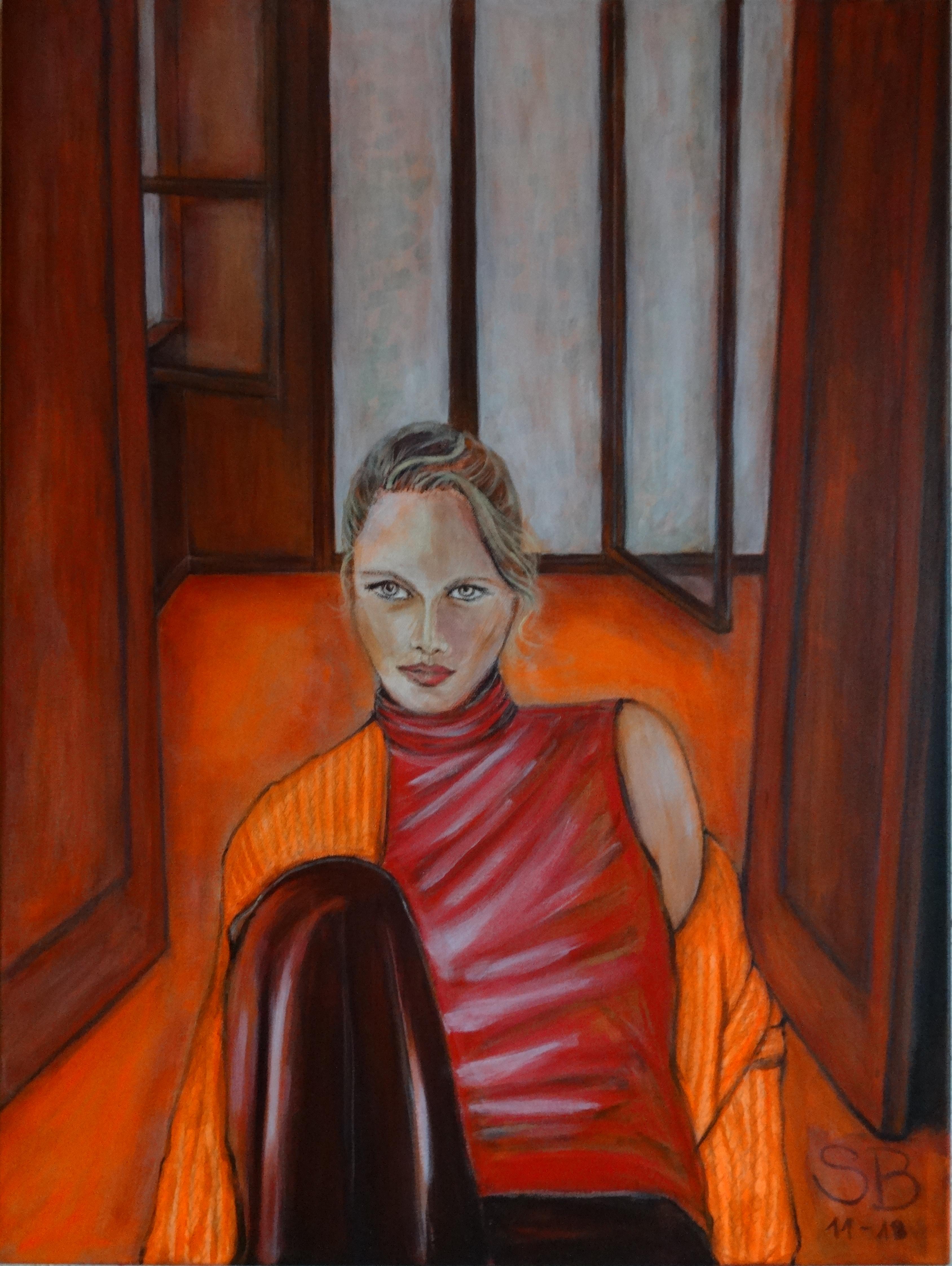 Red Veranda Room
