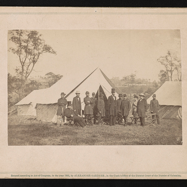 Abraham Lincoln's visit to Stillwater, October 1862