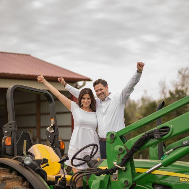 Tractor triumph