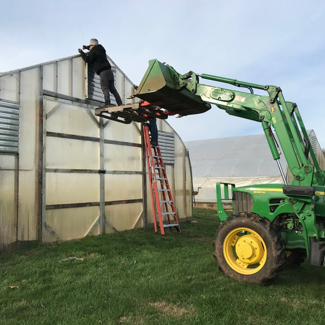 Recovering the greenhouse