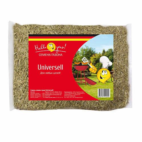"""Семена газона серии Hallo, gras! """"Universell"""""""