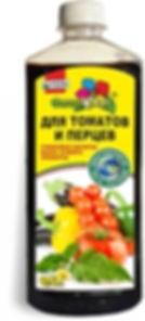 ФлорГумат для томатов перцев баклажанов.
