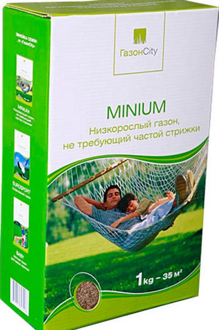 """Семена газона серии """"Импортные семена"""" """"MINIUM"""""""