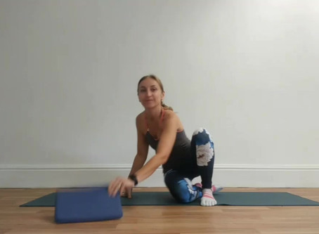 Healthy Hips Mini Workout