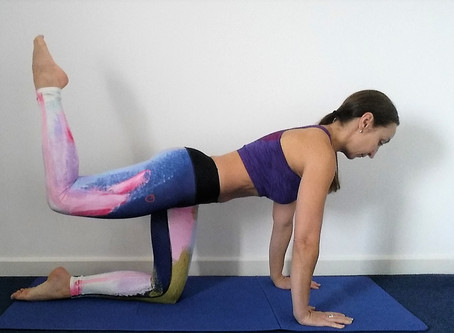 Pilates for Glute Strength (and a toned bum!)