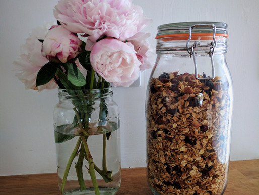 My Favourite Granola Recipe