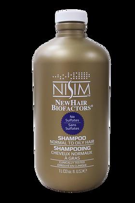 Shampoo Anti Caída cuero cabelludo graso 1L