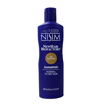 Shampoo Anti Caída cuero cabelludo seco 240 mL