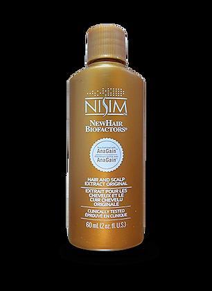 Extracto Regenerador  cuero cabelludo normal a graso NHB 60 mL