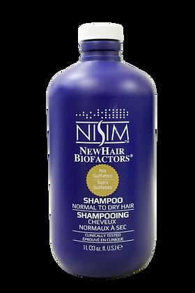 Shampoo Anti Caída cuero cabelludo seco 1L