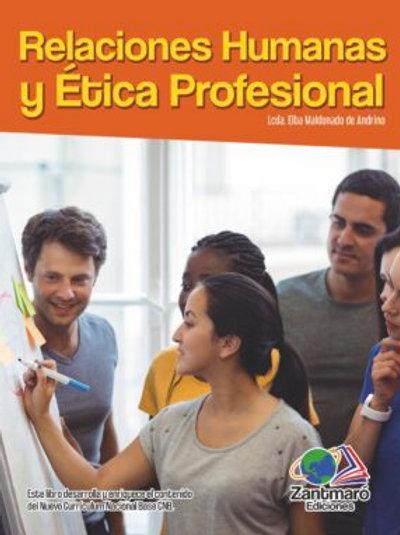 Relaciones Humanas y Ética Profesional - 2019