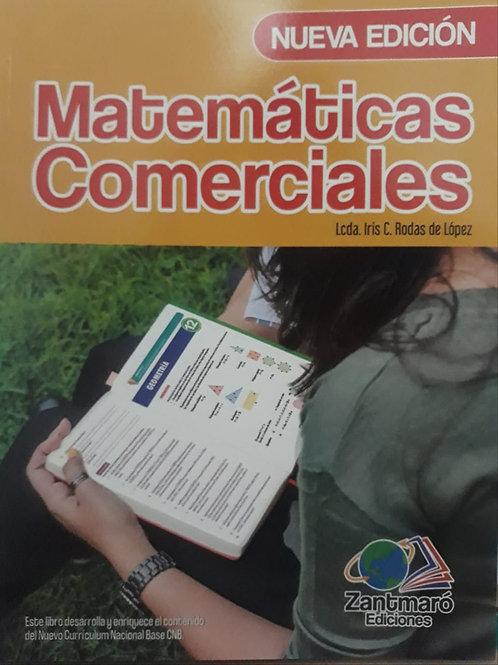 Matemáticas Comerciales - 2021