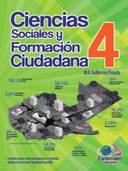 Ciencias Sociales y Formación Ciudadana 4 - 2020