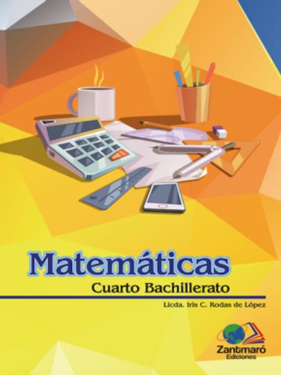 Matemática – 4to. Bachillerato - 2020