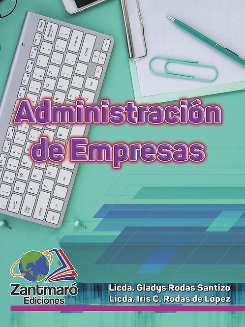 Administración de Empresas - 2020