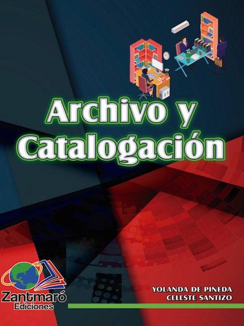 Archivo y Catalogación - 2018