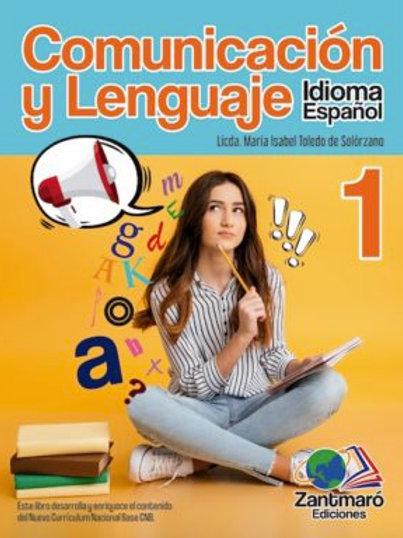 Comunicación y Lenguaje 1 - 2021