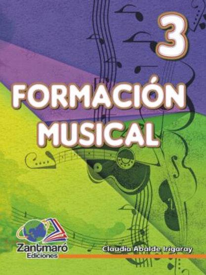 Formación Musical 3 - 2017