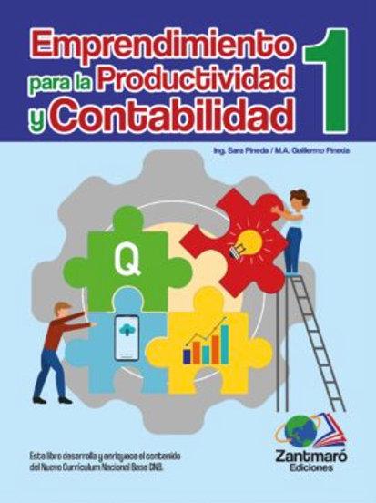 Emprendimiento para la Productividad y Contabilidad  1 - 2021