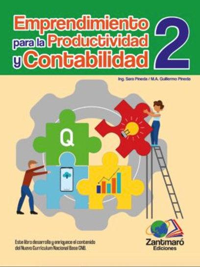 Emprendimiento para la Productividad y Contabilidad  2 - 2021