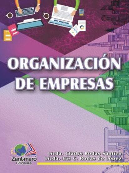 Organización de Empresas - 2017